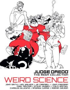 [2000AD: Judge Dredd: Mega Collection: Issue 75: Weird Science (Product Image)]