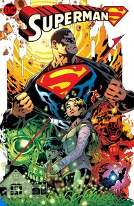 [Superman by Peter J. Tomasi & Patrick Gleason: Omnibus (Hardcover) (Product Image)]