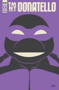 [Teenage Mutant Ninja Turtles: Best Of Donatello (Product Image)]