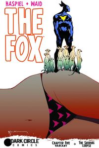 [Fox #5 (Sienkiewicz Variant Cover) (Product Image)]