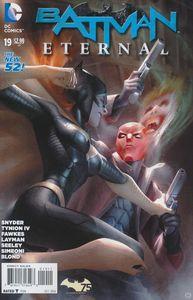 [Batman: Eternal #19 (Product Image)]