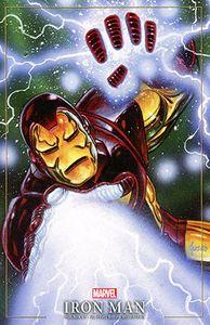 [Iron Man #13 (Jusko Marvel Masterpieces Variant) (Product Image)]