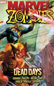 [Marvel Zombies: Dead Days (Product Image)]