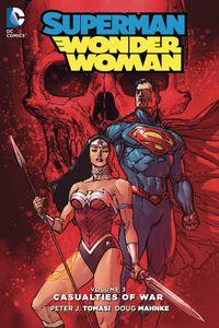 [Superman/Wonder Woman: Volume 3: Casualties Of War (Product Image)]