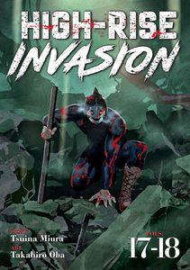 [High-Rise Invasion: Omnibus: Volume 9 (17-18) (Product Image)]