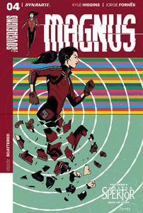 [Magnus #4 (Cover B Fornes) (Product Image)]