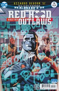 [Red Hood & The Outlaws #14 (Product Image)]