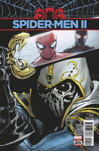 [Spider-Men II #2 (2nd Printing Pichelli Variant) (Product Image)]