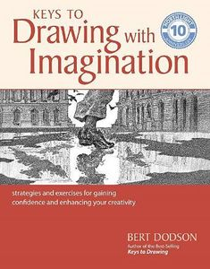 [Keys To Drawing With Imagination (Product Image)]