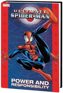 [Spider-Man: Ultimate Power & Responsibility: Marvel Select (Hardcover) (Product Image)]