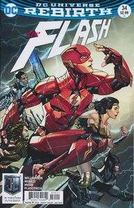 [Flash #34 (Variant Edition) (Product Image)]