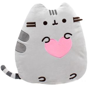 [Pusheen: Cushion: Heart (Product Image)]