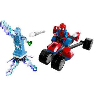 [Marvel: Lego: Spider-Man: Spider-Trike Vs Electro (Product Image)]