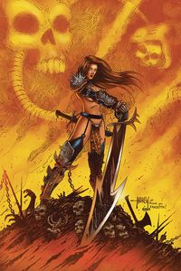 [Cavewoman: Metal Age #2 (Cover A Mangum) (Product Image)]