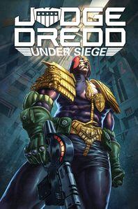 [Judge Dredd: Under Siege (Product Image)]