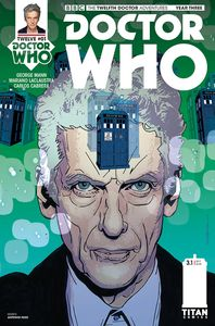 [Doctor Who: 12th Doctor: Year Three #1 (Cover E Fuso) (Product Image)]