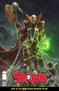 [Spawn #320 (Cover A Barends) (Product Image)]