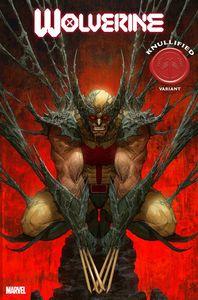 [Wolverine #8 (Rapoza Knullified Variant XOS) (Product Image)]