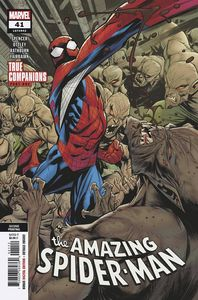 [Amazing Spider-Man #41 (2nd Printing Variant) (Product Image)]