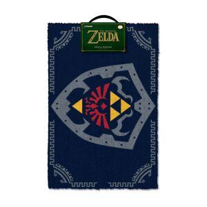 [Legend Of Zelda: Door Mat: Hylian Shield (Product Image)]