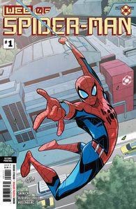 [Web Of Spider-Man #1 (2nd Printing Gurihiru Variant) (Product Image)]