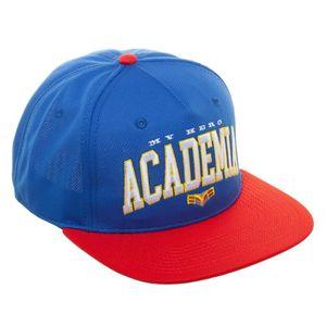 [My Hero Academia: Snapback Cap: Baseball Style (Product Image)]