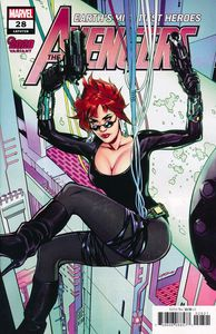 [Avengers #28 (Lupacchino 2020 Variant) (Product Image)]