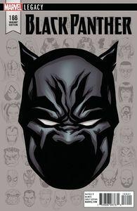 [Black Panther #166 (McKone Legacy Headshot Variant) (Legacy) (Product Image)]