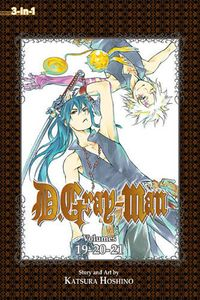 [D. Gray-Man: 3-In-1 Edition: Volume 7 (Product Image)]