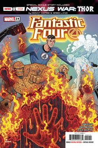 [Fantastic Four #24 (Product Image)]