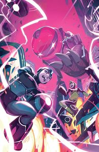 [Mega Man: Fully Charged #6 (Cover A Main) (Product Image)]