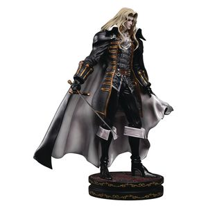 [Castlevania: Symphony Of The Night: Statue: Alucard (Product Image)]