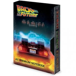 [Back To The Future: A5 Premium Notebook: VHS (Product Image)]