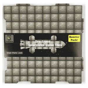 [Dry Erase: Dungeon Tiles Square Booster Pack: Steel Plate (Product Image)]