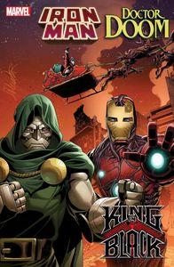 [King In Black: Iron Man/Doctor Doom #1 (Product Image)]