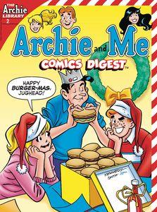 [Archie & Me: Comics Digest #2 (Product Image)]