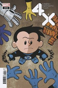 [X-Men: Fantastic Four #4 (Eliopoulos Variant) (Product Image)]