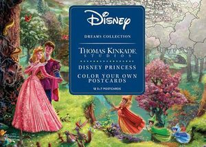 [Disney Dream Collection Studio: Colour Your Own Postcards (Hardcover) (Product Image)]