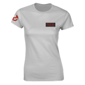 [Ghostbusters: Afterlife: Women's Fit T-Shirt: Phoebe Patch (Product Image)]