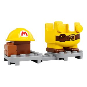 [LEGO: Super Mario: Power-Up Pack: Builder Mario (Product Image)]