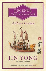 [Legends Of The Condor Heroes: A Heart Divided (Product Image)]