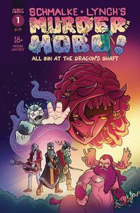 [Murder Hobo: All Inn At Dragons Shaft #1 (Cover A Lynch) (Product Image)]
