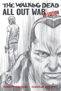 [Walking Dead: All Out War Collection (Hardcover - Artist's Proof Edition) (Product Image)]