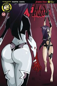 [Vampblade: Season 3 #4 (Cover E Mendoza) (Product Image)]
