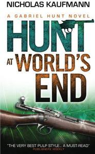 [Gabriel Hunt: Hunt At World's End (Product Image)]