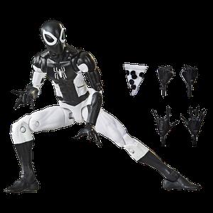 [Spider-Man: Marvel Legends Vintage Collection Action Figure: Spider-Man (Negative Suit) (Product Image)]