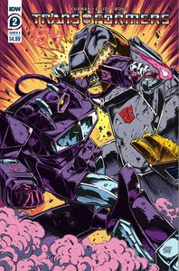 [Transformers: 84 Secrets & Lies #2 (Cover A Guidi) (Product Image)]