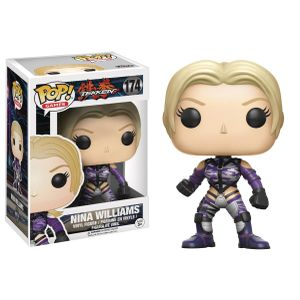 [Tekken: Pop! Vinyl Figure: Nina Williams (Product Image)]
