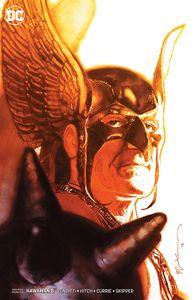 [Hawkman #8 (Bill Sienkiewicz Variant Edition) (Product Image)]