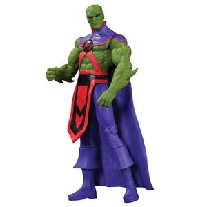 [DC New 52: Action Figures: Martian Manhunter (Product Image)]